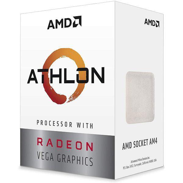 AMD Athlon 3000G Box, AM4