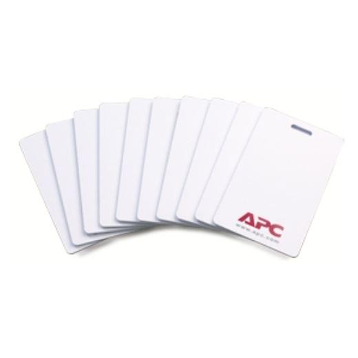 APC NetBotz HID Proximity Cards - 10 Pack