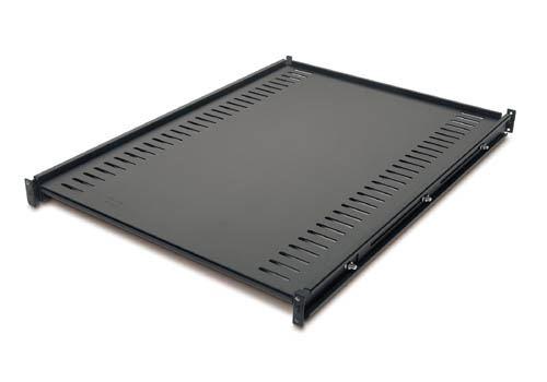 APC Fixed Shelf 250lbs 114kg Black