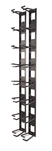 APC Vertical Cable Organizer 8 Cable Rings