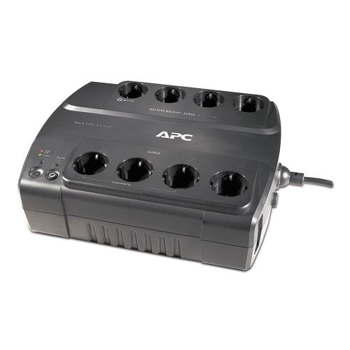 APC Back-UPS ES 550VA 230V, 8x schuko