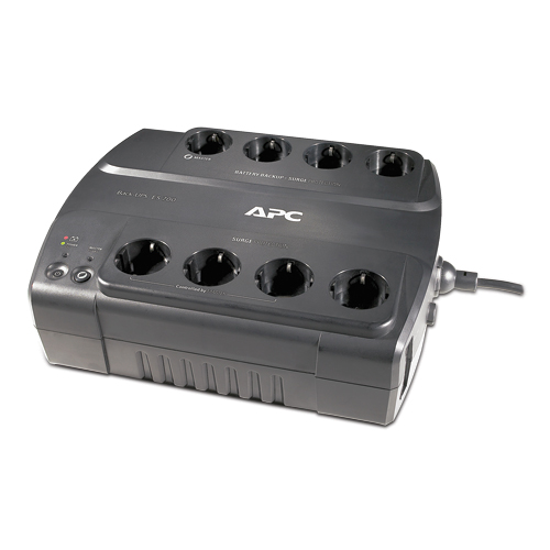APC Back-UPS ES 700VA 8 x Schuko outlets