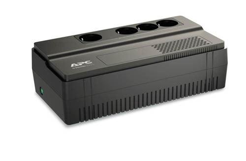APC Line Interactive Back UPS BV 650VA, AVR, Schuko Outlets, 230V