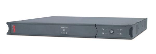 APC Smart-UPS 450VA RM 1U , 230V