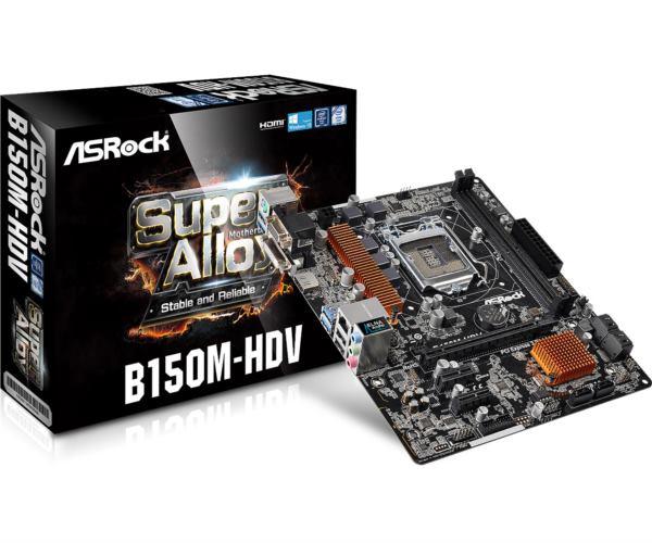 Asrock Intel Socket 1151 ( mATX) MB