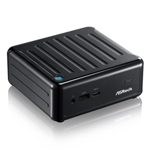 Asrock BeeBox barebone J3160 black