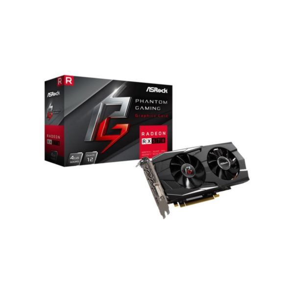 Asrock Radeon Phantom Gaming D RX570 4G