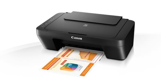 Canon Pixma MG2550S All-In-One Printer Scanner Copier
