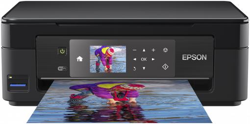 Epson wifi all-in-one multifunction printer XP-452 LCD