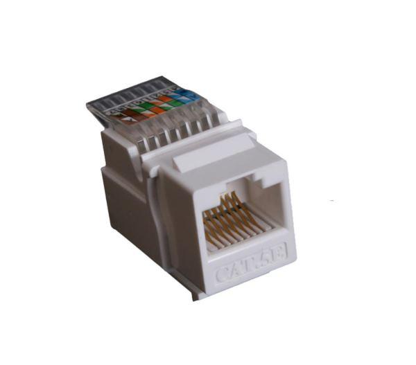 EuroLan keystone UTP Cat.5E (for sockets)