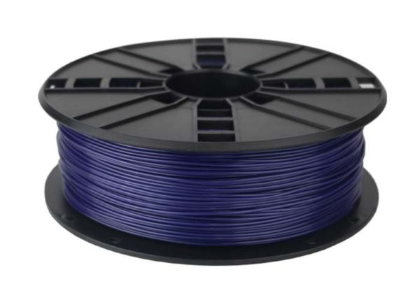 Gembird PLA filament for 3D printer Galaxy Blue, 1.75 mm, 1 kg