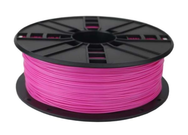 Gembird PLA filament for 3D printer, Pink 1.75 mm, 1 kg