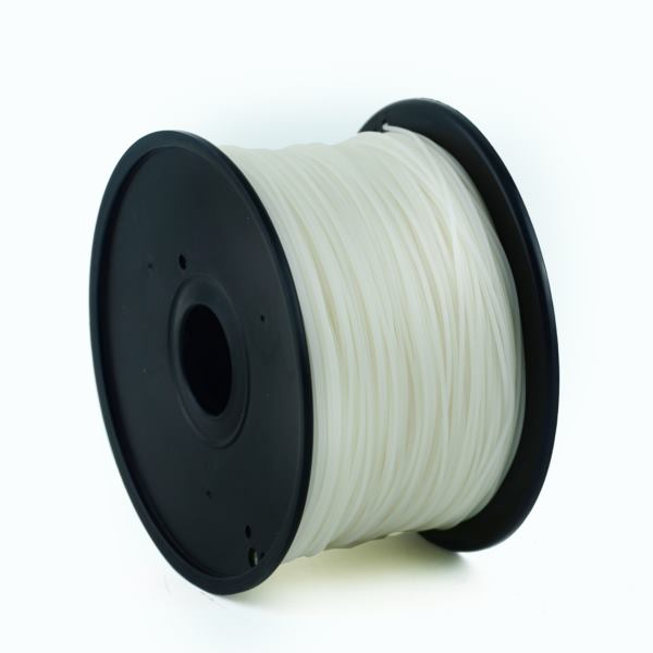 Gembird PLA filament for 3D printer, Natural 1.75 mm, 1 kg