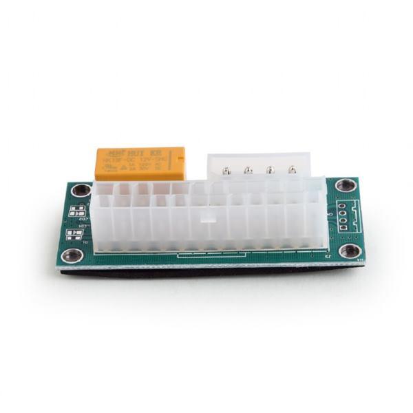 Gembird Dual power supply adapter, MOLEX