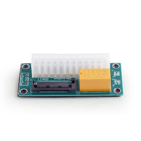 Gembird Dual power supply adapter, SATA