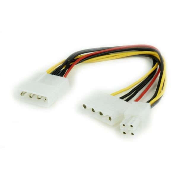 Gembird Internal power splitter cable with ATX connector