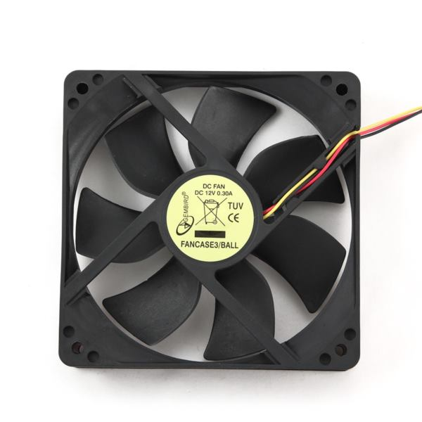 Gembird 120 mm PC case fan, ball bearing