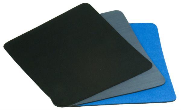 Gembird Black cloth mouse pad
