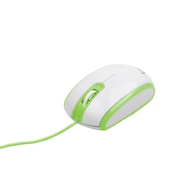 Gembird Optical mouse, USB, green