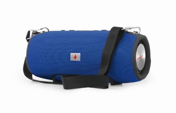 Gembird Bluetooth speaker with powerbank function, blue