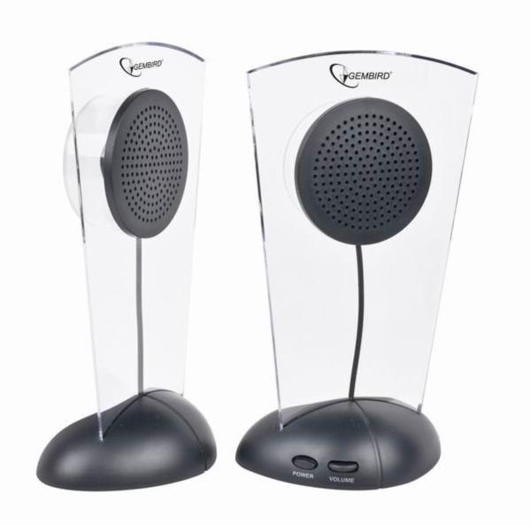Gembird USB stereo speakers