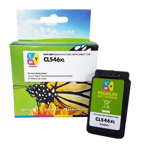 Tinta Static Control Canon CL-546 XL, Color CMY