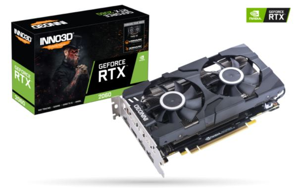 Inno3D RTX2060 TWIN X2, 6GB