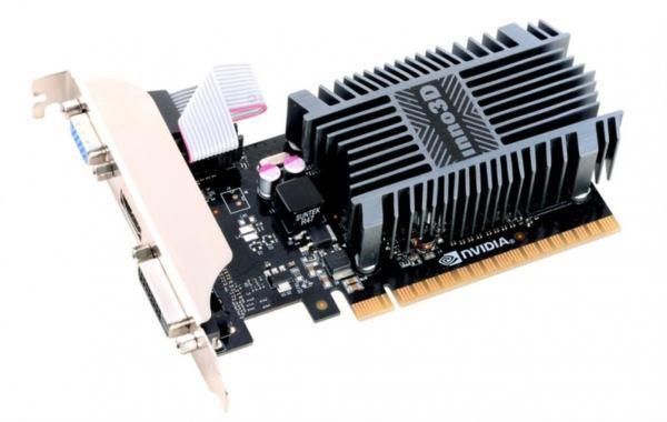 Inno3D GeForce GT 710 2GB SDDR3 LP