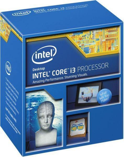 Intel Core i3-4170 Soc1150 CPU