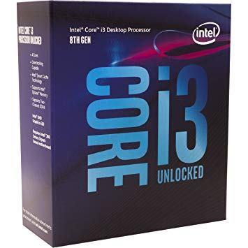 Intel Core i3-8350K Soc 1151