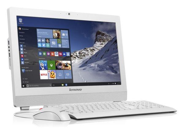 Lenovo AIO S200z J3710 4GB 1TB HD WI B C NOOS