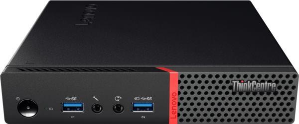 Lenovo desktop M715q A10-8770E 8GB 128M2 WI B W10P