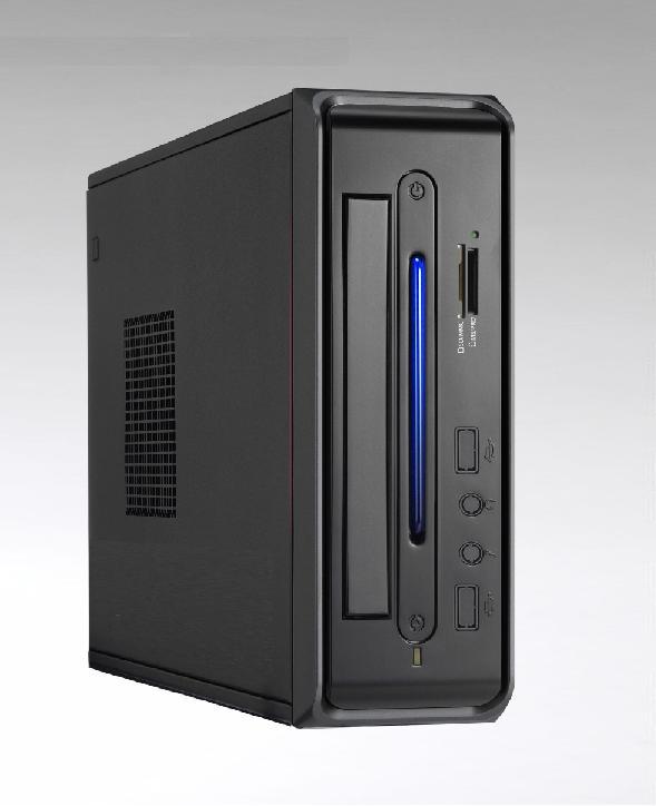 Linkworld Mini ITX Case Black