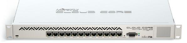 MikroTik Industrial Grade 12 x GbE RJ45 Ports Cloud Core 16 core Router