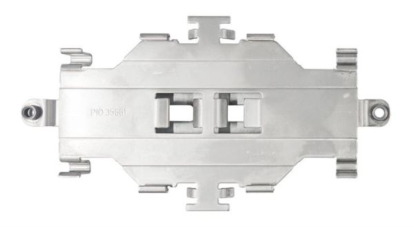 MikroTik DINrail Pro mounting bracket for LtAP mini