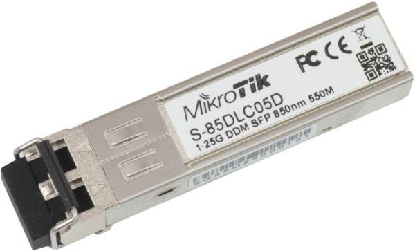 MikroTik Multi Mode SFP LC module 550m, 1.25G