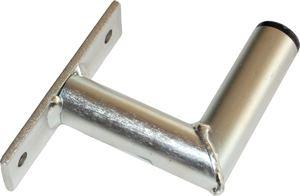 MaxBracket Antenna bracket with mini belt, length 10 cm