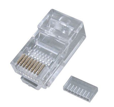 MasterLan conector UTP RJ45 Cat6 unshielded