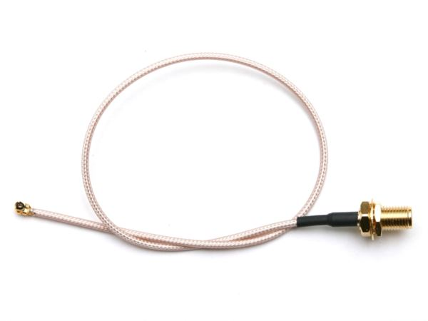 MaxLink pigtail 25cm RG178U U.FL - RSMA female