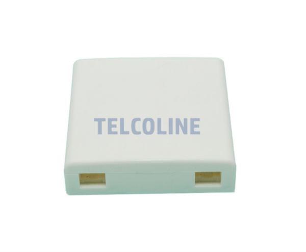NFO FTTH Socket 2x SC Simplex LC Duplex