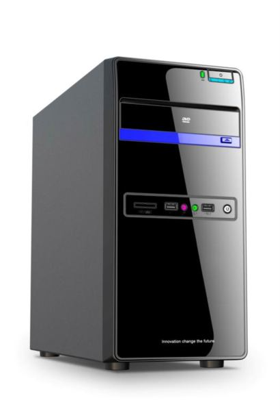 NaviaTec Mini Tower MATX PC Case, NO PSU