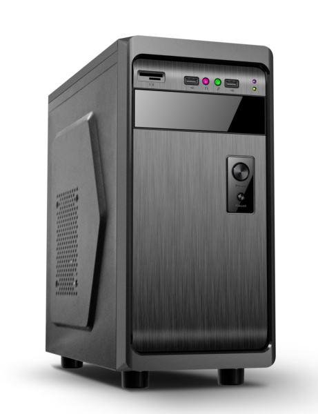 NaviaTec MATX PC Case, NO PSU