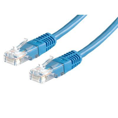 NaviaTec Cat6 UTP 1m blue