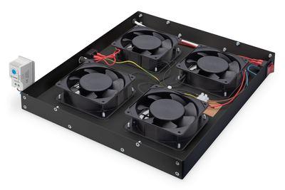 Digitus Ventilation unit for 483 mm (19