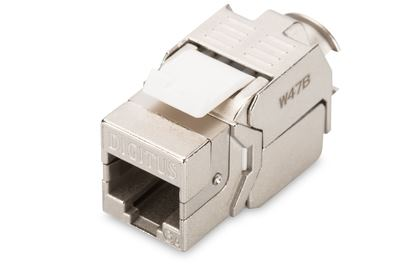 Digitus Professional CAT 6A Keystone Module, shielded, toolfree