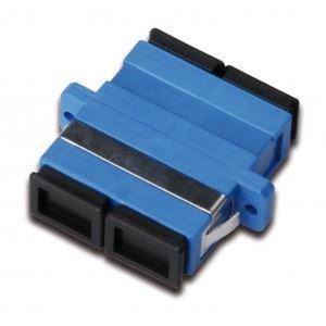 NaviaTec Fiber Optic Coupler SC-UPC SC-UPC SM Duplex