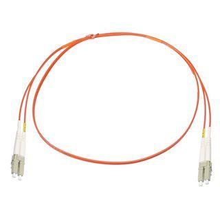 NaviaTec Optical Patch Cord LC-LC MM Duplex OM2 2m