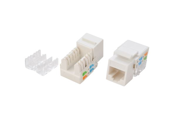 NaviaTec Cat6 Keystone Jack for RJ45