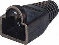 NaviaTec PVC Boot for Western 8 8-plug black 10pc
