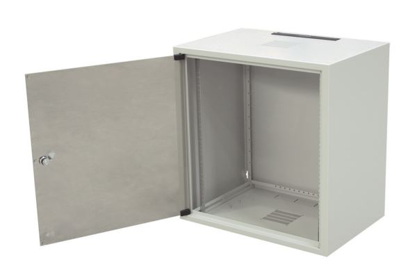 NaviaTec Wall Cabinet 600x300 12U Single Section